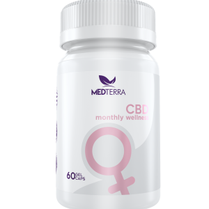 CBD Monthly Wellness Capsules