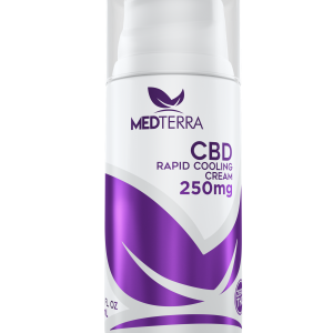 CBD Rapid Cooling Cream 250